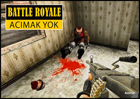 Battle Royale Acımak Yok