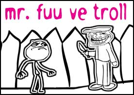 mr Fuu ve Troll